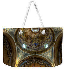 Baroque Church In Savoire France 5 Weekender Tote Bag