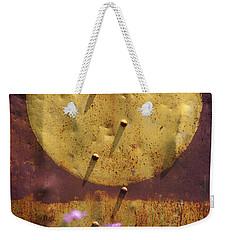 Basic Elements Weekender Tote Bag by Vicki Pelham