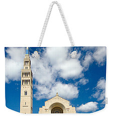 Basilica Of The National Shrine Of The Immaculate Conception Weekender Tote Bag by Dan Wells