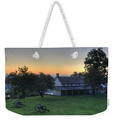 Battle Grounds Weekender Tote Bag by David Troxel