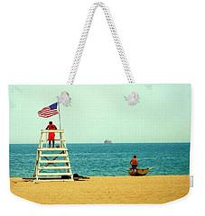 Baywatch Weekender Tote Bag
