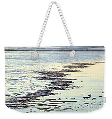 Beach Water Weekender Tote Bag