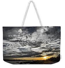 Beautiful Days End Weekender Tote Bag