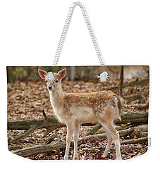 Beautiful Fawn Weekender Tote Bag