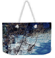 Weekender Tote Bag featuring the photograph Beauty Of Simplicity by Janie Johnson