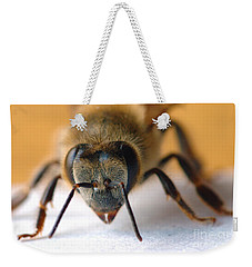 Bee In Macro 4 Weekender Tote Bag