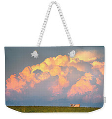 Beefy Thunder Weekender Tote Bag