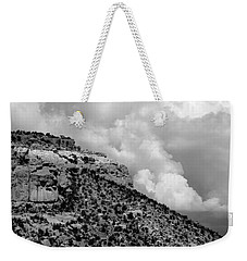 Weekender Tote Bag featuring the photograph Before The Storm by Vicki Pelham