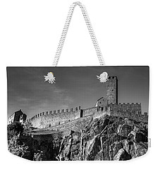 Bellinzona Switzerland Castelgrande Weekender Tote Bag
