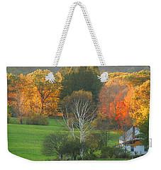 Berkshires Foliage Weekender Tote Bag