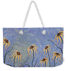 Big Blue Sky Weekender Tote Bag