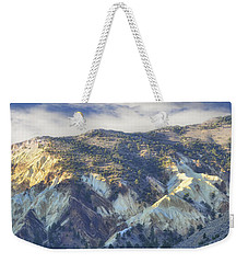 Big Rock Candy Mountains Weekender Tote Bag