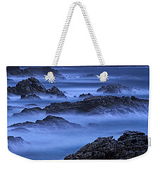 Big Sur Mist Weekender Tote Bag