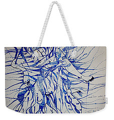 Birth Weekender Tote Bag