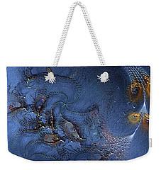 Birth Of The Cool Weekender Tote Bag by Casey Kotas