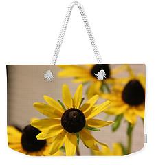Black Eye Susan Weekender Tote Bag