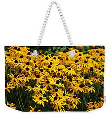 Blackeyed Susan Weekender Tote Bag by Joe Faherty