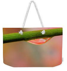 Blade Drop Weekender Tote Bag by Arthur Fix