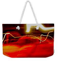 Blip Weekender Tote Bag