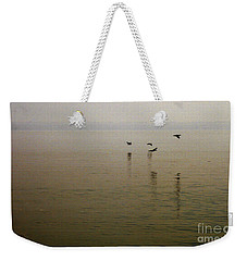 Weekender Tote Bag featuring the photograph Bliss by Clayton Bruster
