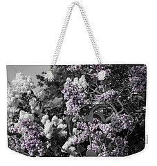 Weekender Tote Bag featuring the photograph Blooms by Colleen Coccia