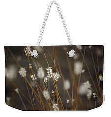Weekender Tote Bag featuring the photograph Blowing In The Wind by Vicki Pelham