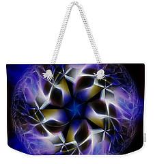 Blue Creation Weekender Tote Bag