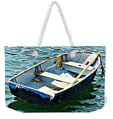 Blue Dory Weekender Tote Bag by Joe Faherty