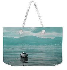 Blue Fjord Weekender Tote Bag