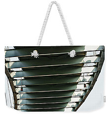 Bob Kerrey Pedestrian Bridge Weekender Tote Bag