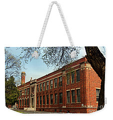 Border Star Elementary School Kansas City Missouri Weekender Tote Bag