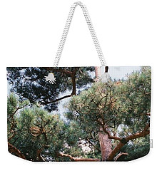 Branch Out Weekender Tote Bag
