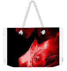 Breast In Color Weekender Tote Bag