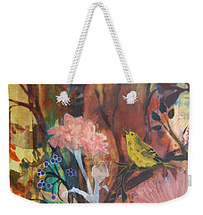 Breath Of Cooler Air Weekender Tote Bag by Robin Maria Pedrero