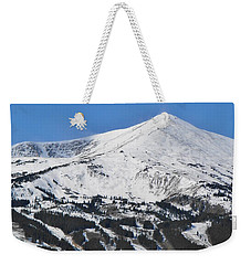Breckenridge Peak 8 Weekender Tote Bag by Margaret Bobb