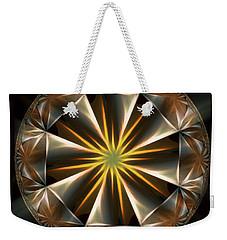 Bright Star Weekender Tote Bag