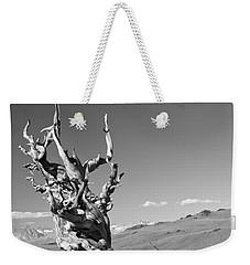 Bristlecone Pine And Cloud Weekender Tote Bag