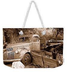 Broken  Weekender Tote Bag by Holly Blunkall