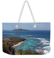 Buck Island Usvi Weekender Tote Bag