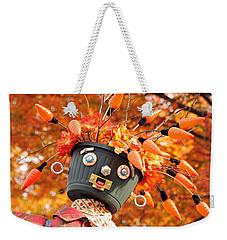 Bucket Head Weekender Tote Bag
