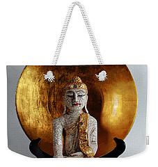 Buddha Girl Weekender Tote Bag