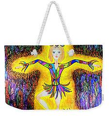 Bugs Ballerina Weekender Tote Bag