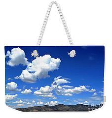 Butte Valley Nevada Weekender Tote Bag