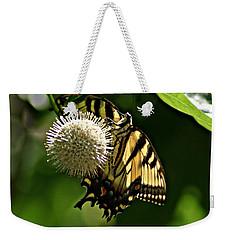 Butterfly 2 Weekender Tote Bag by Joe Faherty