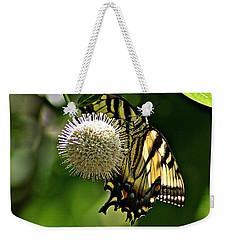 Butterfly 3 Weekender Tote Bag by Joe Faherty