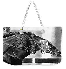 By A Nose Weekender Tote Bag