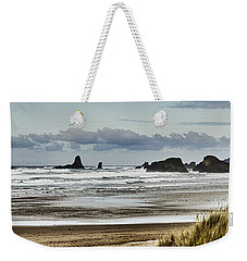 By The Sea - Seaside Oregon State  Weekender Tote Bag