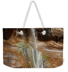 Calf Creek Falls Weekender Tote Bag