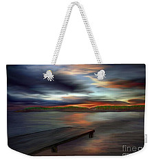 California Sky Weekender Tote Bag by Rand Herron