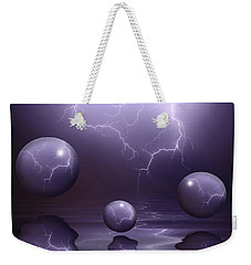 Calm Before The Storm Weekender Tote Bag by Shane Bechler